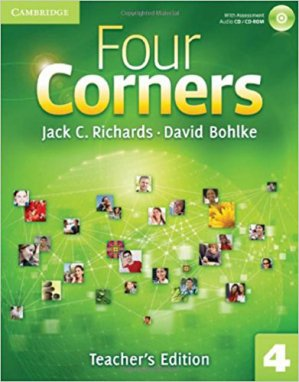 Four Corners Level 4 - Teacher's Edition with Assessment Audio CD/CD-ROM - cambridge - 9780521127653