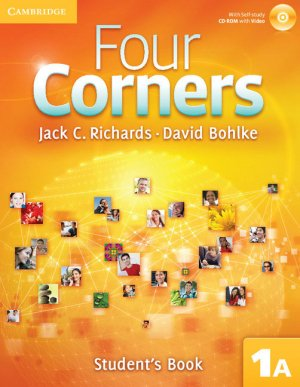 Four Corners Level 1 Student's Book A with Self-study CD-ROM and Online Workbook A Pack-cambridge-9781107645172