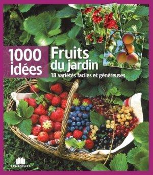 Fruits du jardin - massin - 9782707209016