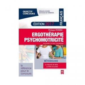 Français - Psychomotricité - Ergothérapie 2017-vernazobres grego-9782818314982