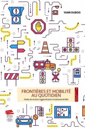 Frontières et mobilité au quotidien-alphil-9782889302222