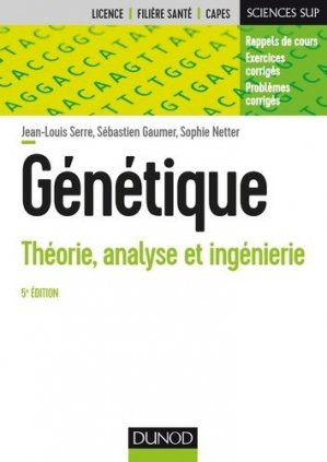 Génétique-dunod-9782100760008