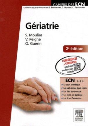 Gériatrie - elsevier / masson - 9782294710636