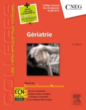 Gériatrie-elsevier / masson-9782294731211