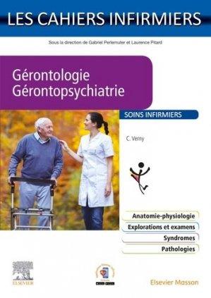Gérontologie gérontopsychiatrie - elsevier / masson - 9782294758935