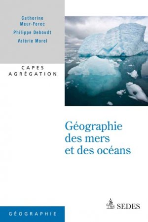 Géographie des mers et des océans - sedes - 9782301004581