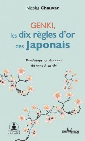 Genki les dix règles d'or des japonais-jouvence-9782889530496