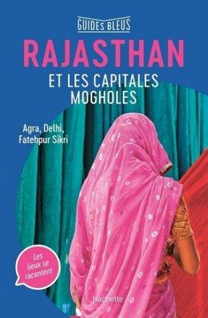Guide Bleu Rajasthan - hachette - 9782017032359