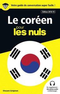 Guide de Conversation Coréen pour les Nuls-first-9782412033791