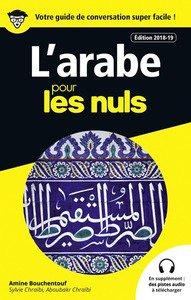 Guide de Conversation Arabe pour les Nuls-first-9782412033937