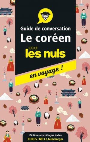 Guide de conversation coréen pour les nuls-first-9782412043691