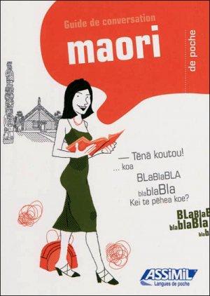 Guide de Conversation Maori de Poche-assimil-9782700504309