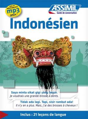 Guide de Conversation Indonésien-assimil-9782700506594