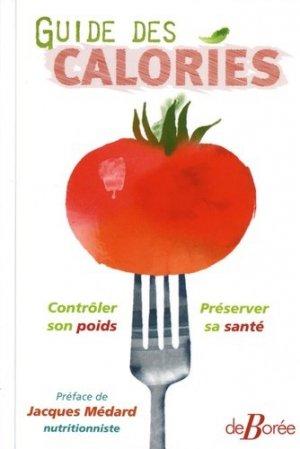 Guide des calories-de borée-9782812925900