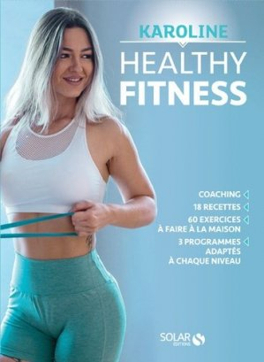 Healthy fitness-Solar-9782263154751
