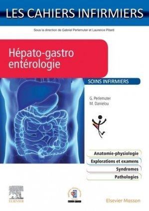 Hépato-gastro-entérologie - elsevier / masson - 9782294758843