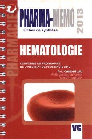 Hématologie-vernazobres grego-9782818307991