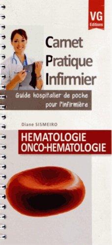 Hématologie - Onco-Hématologie-vernazobres grego-9782818308523