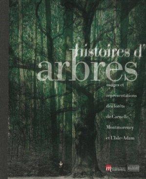Histoires d'arbres-gourcuff gradenigo-9782353401246