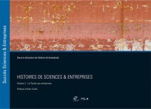 Histoires de sciences & entreprises-presses des mines-9782356715340