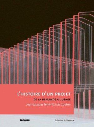 Histoire d'un projet - infolio - 9782884748414