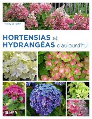 Hortensias et hydrangéas d'aujourd'hui-ulmer-9782379220371