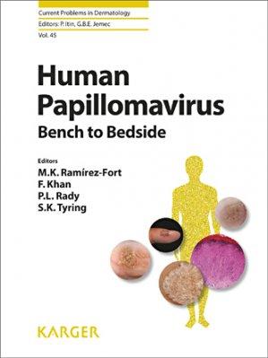 Human Papillomavirus-karger-9783318025262