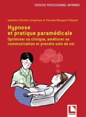 Hypnose et pratique paramédicale-lamarre-9782757308585