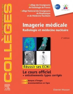 Imagerie médicale-elsevier / masson-9782294763366