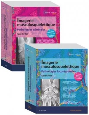 Imagerie musculosquelettique:  pack 2 volumes-elsevier / masson-9782294765223