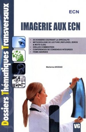 Imagerie aux ECN - vernazobres grego - 9782818304952