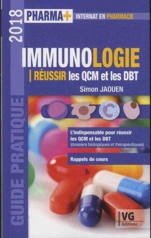 Immunologie-vernazobres grego-9782818317082