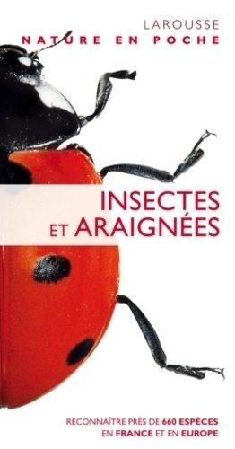 Insectes et araignées-larousse-9782035871688