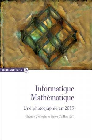 Informatique Mathe?matique-cnrs editions-9782271126115