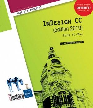 Indesign CC 2019-eni-9782409019807
