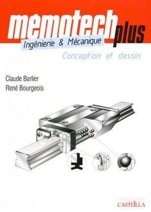 Ingénierie & Mécanique - casteilla - 9782713533105