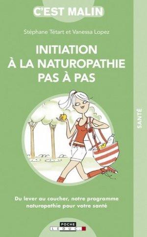 Initation à la naturopathie pas à pas-leduc-9791028515577