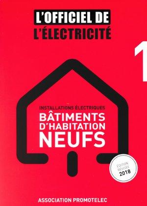 Installations électriques, bâtiments d'habitation neufs-promotelec-9791096895069