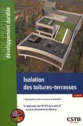 Isolation des toitures-terrasses-cstb-9782868916846