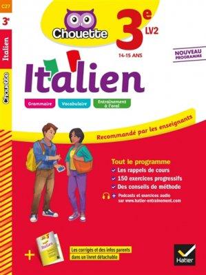 Italien 3e LV2-hatier-9782401051126