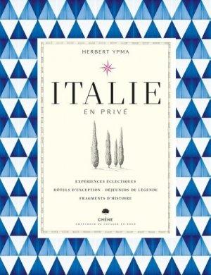 Italie en privé-du chene-9782812319860