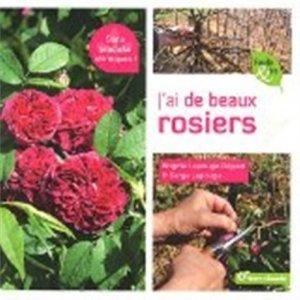 J'ai de beaux rosiers sans produits chimiques !-terre vivante-9782360980611