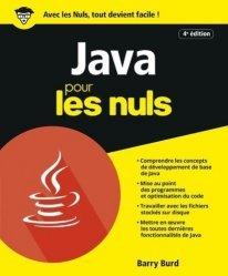 Java pour les nuls - first - 9782412046630