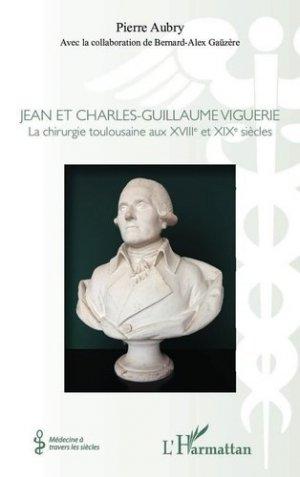 Jean et Charles-Guillaume Viguerie-l'harmattan-9782343158303