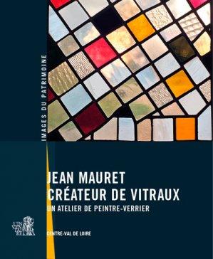 Jean mauret, créateur de vitraux-lieux dits-9782362191770