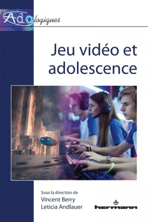 Jeu vidéo et adolescence-hermann-9782705696351
