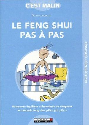 Je me mets au feng shui pas à pas - leduc - 9791028514501