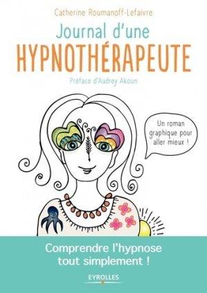 Journal d'une hypnothérapeute - eyrolles - 9782212563702