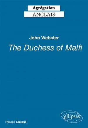 John Webster, The Duchess of Malfi-ellipses-9782340027541