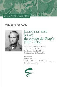 Journal de bord (diary) du voyage du Beagle (1831-1836)-honore champion-9782745324498